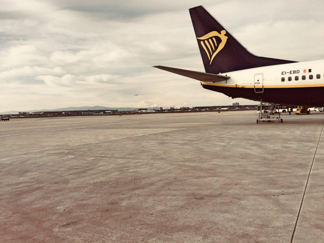 Symbolbild Flughafen. Foto: Pascal Höfig.