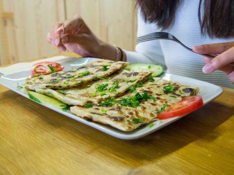 Türkisches Essen. Foto: Pascal Höfig