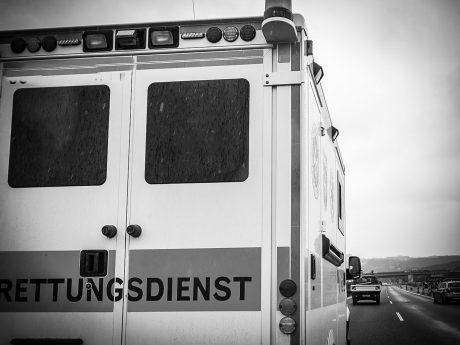 Symbolfoto tödlicher Unfall. Foto: Pascal Höfig.