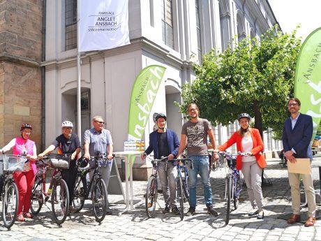 Bild von der Auftaktveranstaltung. Foto: Stadt Ansbach.