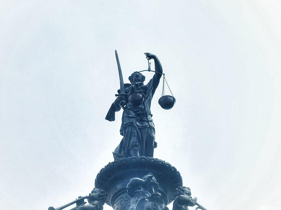 Justizia. Symbolfoto: Pascal Höfig