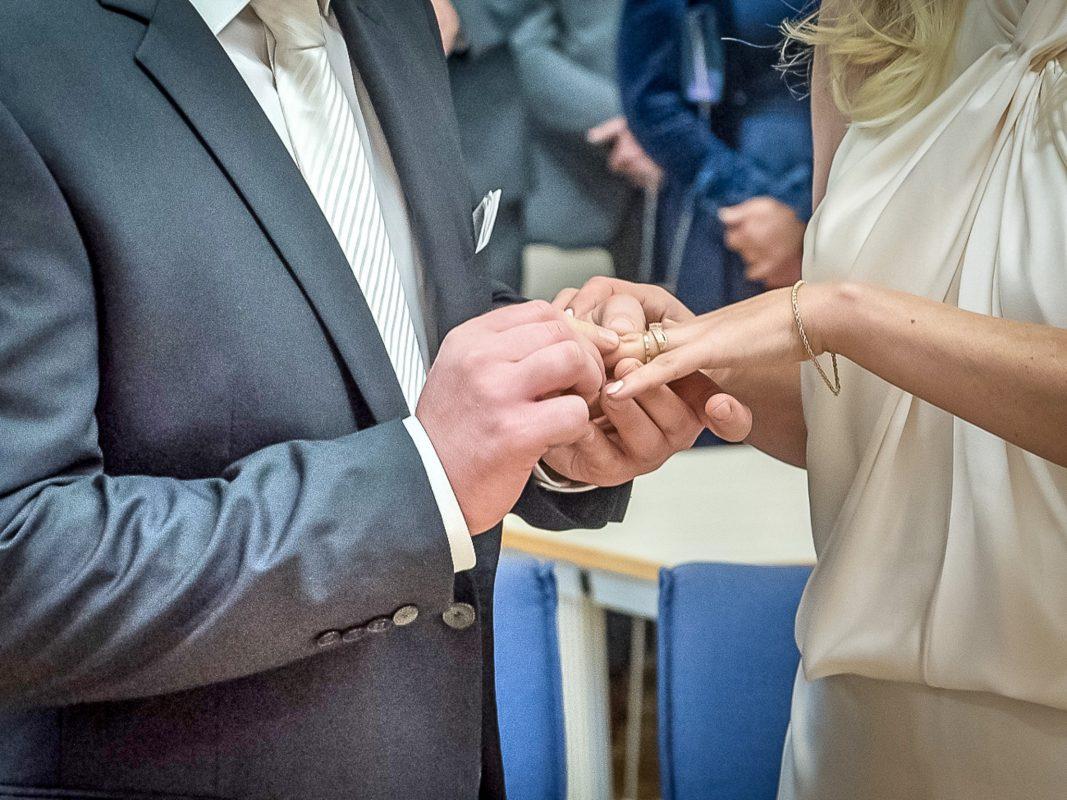 Keine Lust auf eine Hochzeit zu Schnapszahl-Datum? Foto: Pascal Höfig.