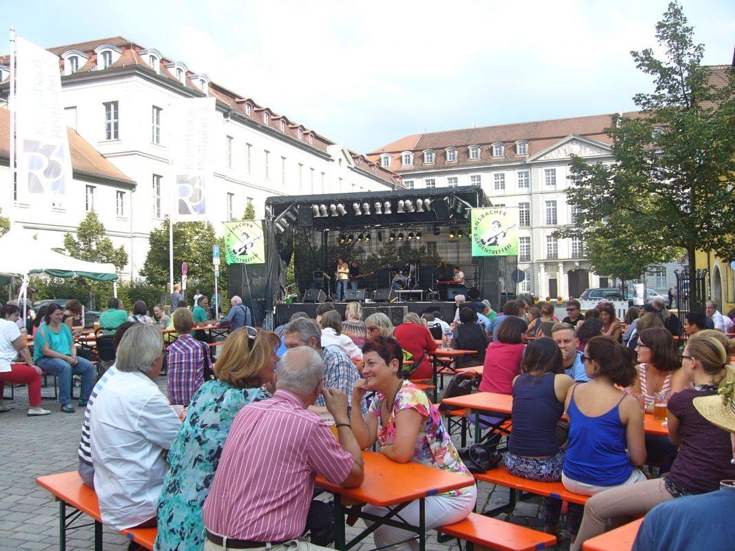 Immer wieder gut besucht: Das Bardentreffen. Foto: Kulturverein Speckdrumm.