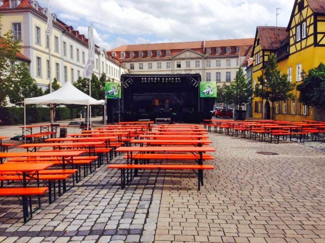 Das Bardentreffen 2018. Foto: Kulturverein Speckdrumm