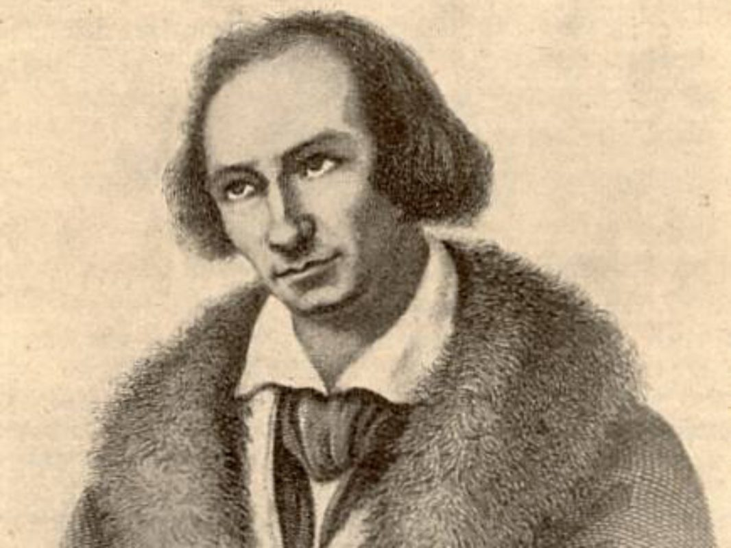 Darstellung von Georg Friedrich Daumer. Archiv: Willi Dürrnagel