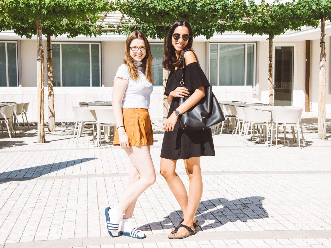 Seltsame Modetrends des Sommers 2018. Foto: Pascal Höfig