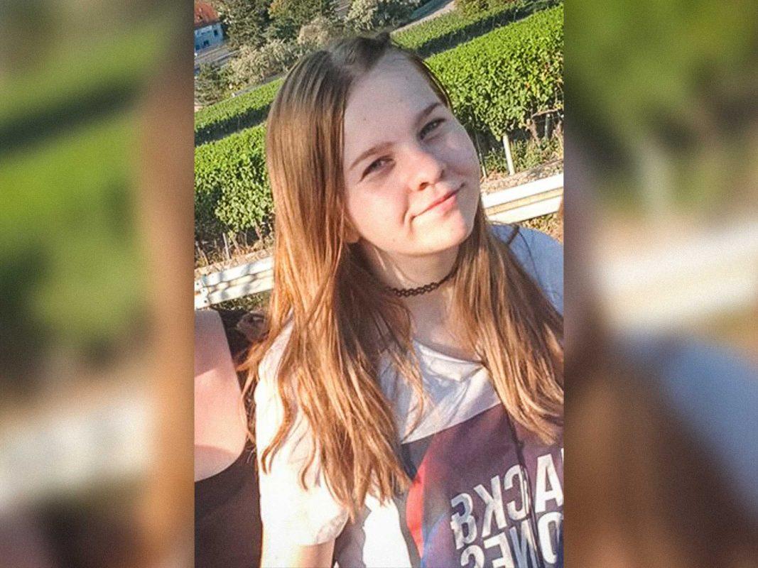Die vermisste 12-jährige Franziska Kaiser. Foto: Polizei