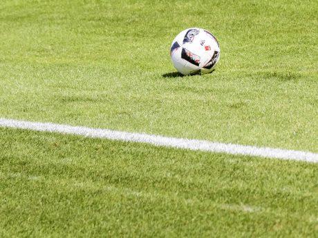 Fußball spielen. Symbolfoto: Pascal Höfig