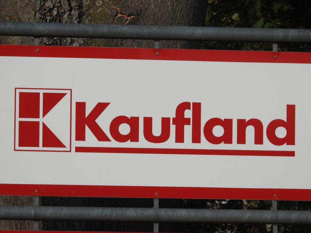 Kaufland-Logo. Foto: Dirk Flieger