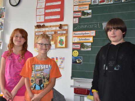 Die Schüler des Sonderpädagogischen Förderzentrum Johann-Heinrich-Pestalozzi-Schule Foto:Johann-Heinrich-Pestalozzi-Schule