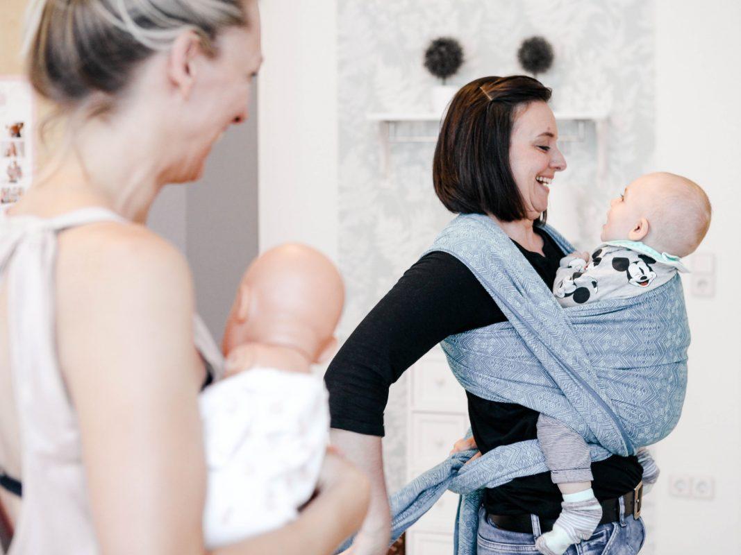 Mamily: Das Schwangeren Kurszentrum in Windsbach. Foto: Tanja Dietz