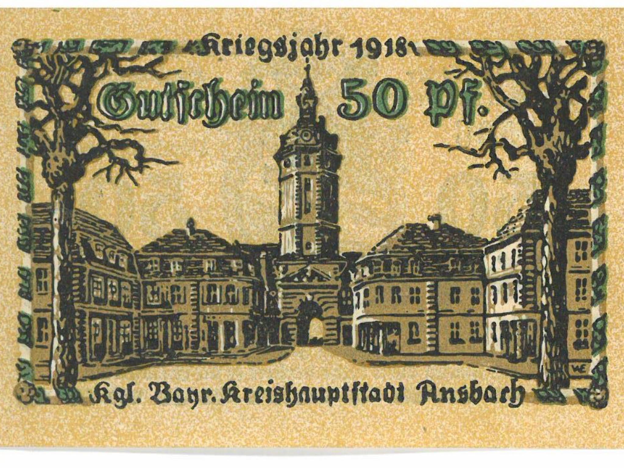 Foto: Stadtarchiv Ansbach