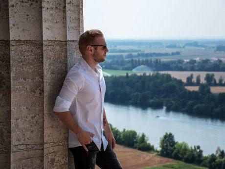 Andreas begeistert über 120 Tausend Menschen auf Instagram. Foto: Andreas Galke