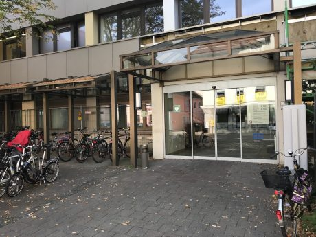 Bürgeramt Ansbach. Foto: Nico Jahnel