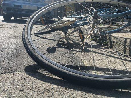 Fahrrad Unfall Symbolbild. Foto: Pascal Höfig