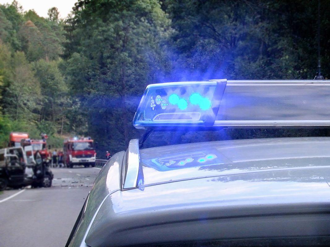 Polizei im Einsatz. Symbolfoto: Pascal Höfig