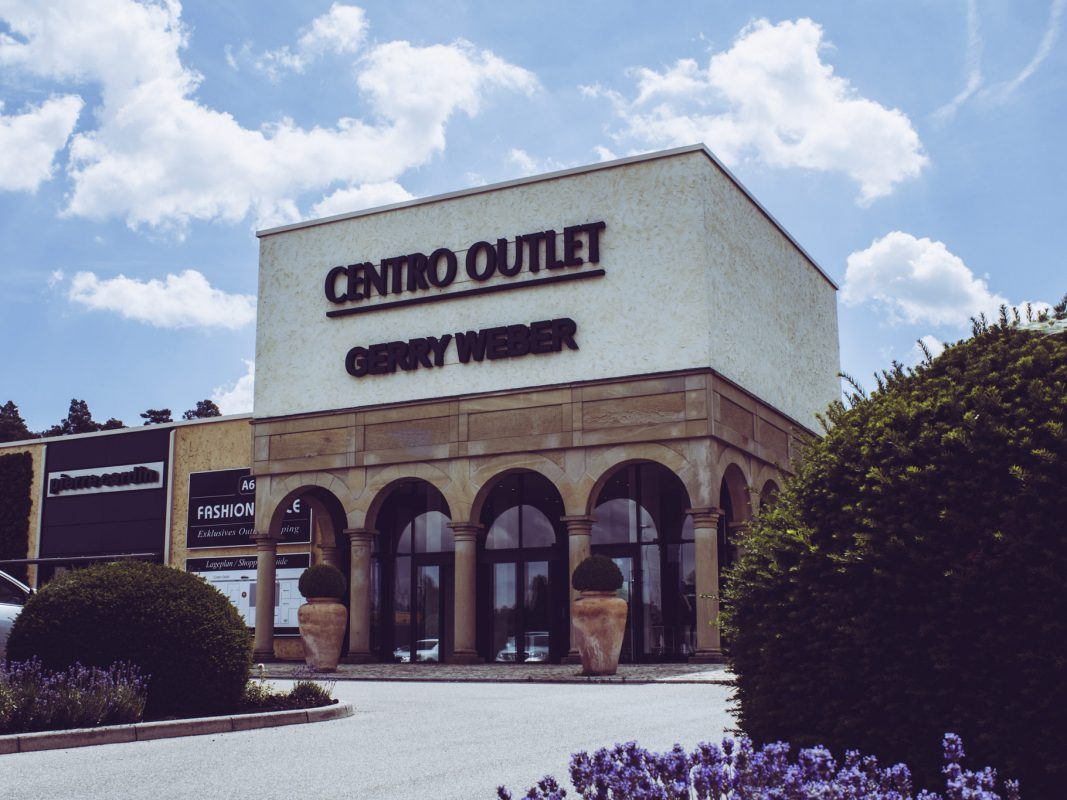 Das Centro Outlet im A6 Fashion Place. Foto: A6 Fashion Place