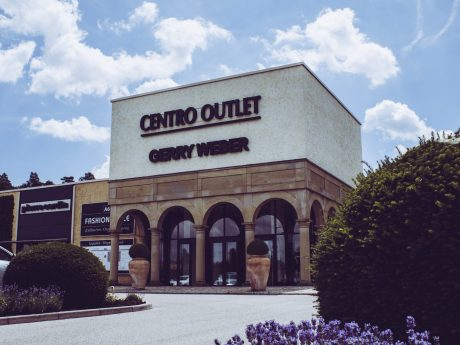 Das Centro Outlet im A6 Fashion Place. Foto: A6 Fashion Place