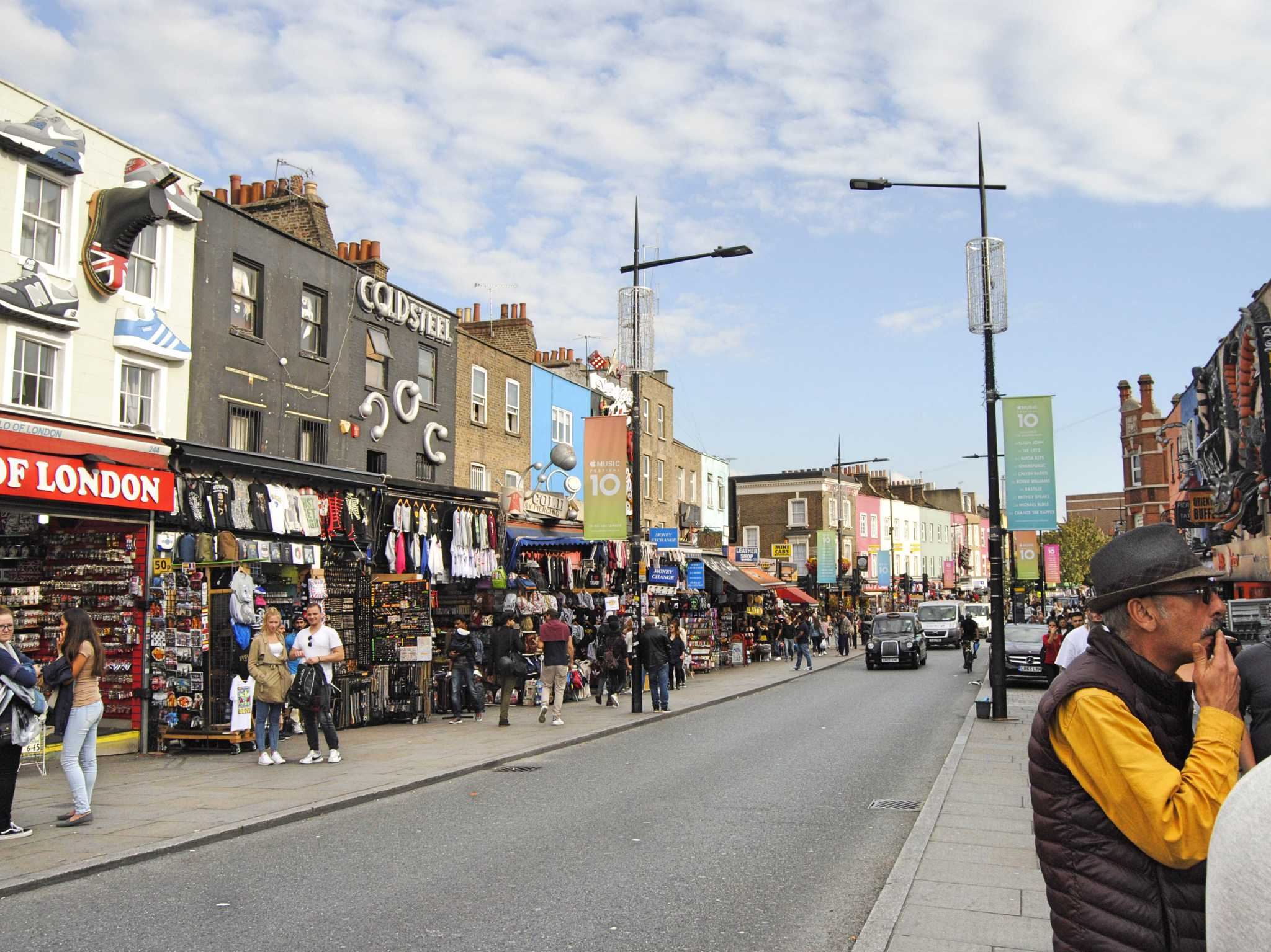 Camden Town. Foto: Nina Härtle