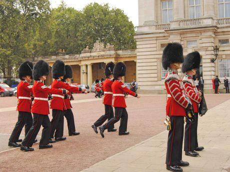 Buckingham Palace - Foto: Nina Härtle