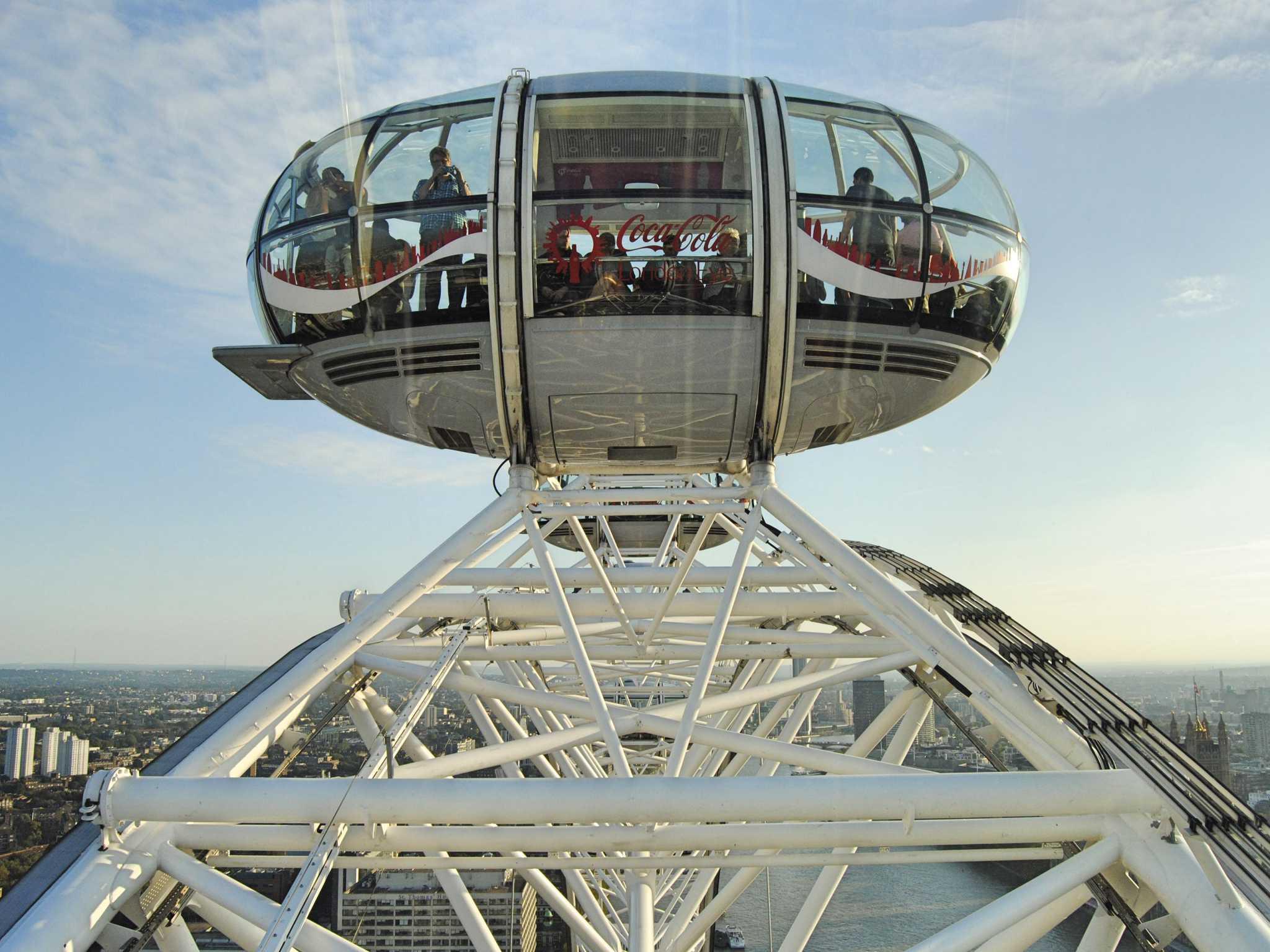 London Eye. Foto: Nina Härtle