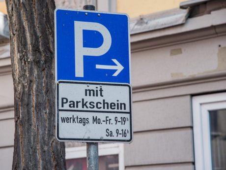 Symbolbild Parken. Foto: Pascal Höfig