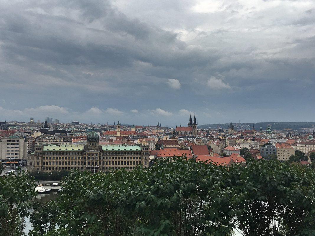 Prag. Foto: Sabine Brummer