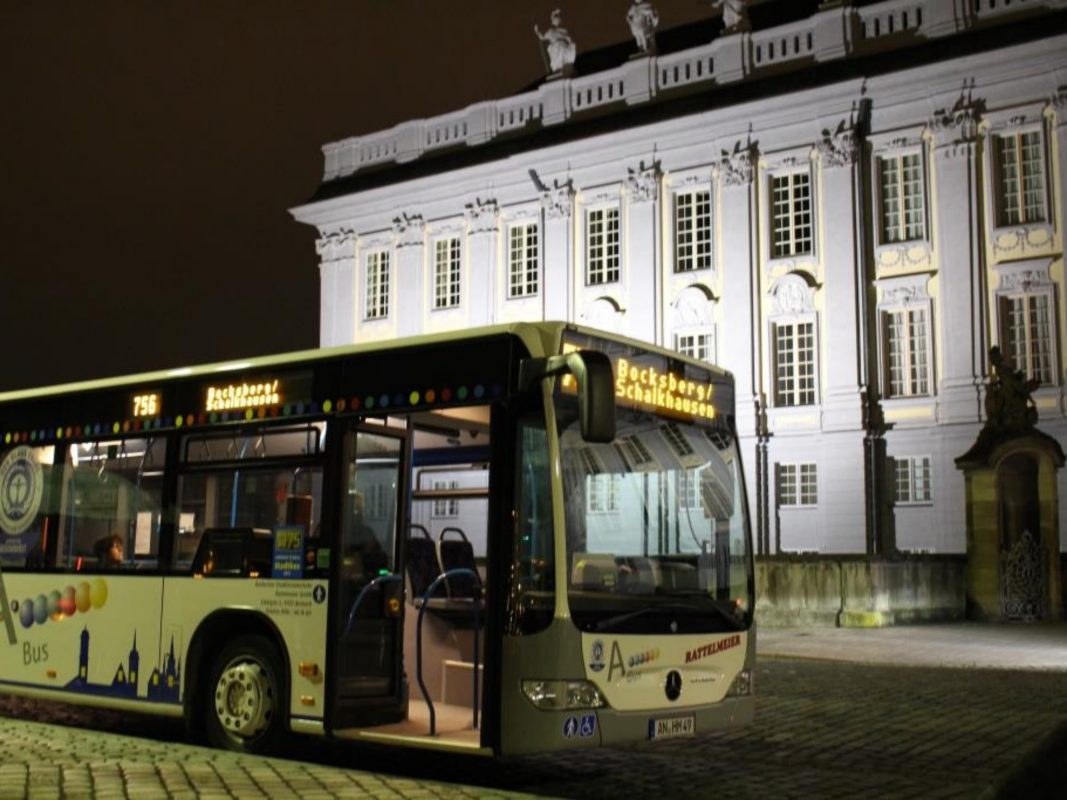 Ein Bus der Ansbacher Bäder und Verkehrs GmbH. Foto: Ansbacher Bäder und Verkehrs GmbH