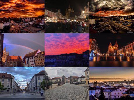 Best of Instagram 2018: Eure beliebtesten Bilder unseres ansbachplus-Accounts. Collage:https://www.instagram.com/ansbachplus