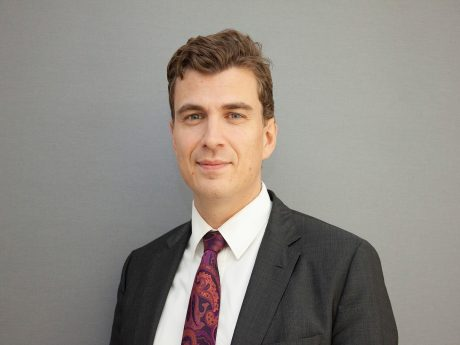 Mit Daniel Fries konnte die neue Stelle des Unternehmensjustiziars besetzt werden. Foto: ANregiomed