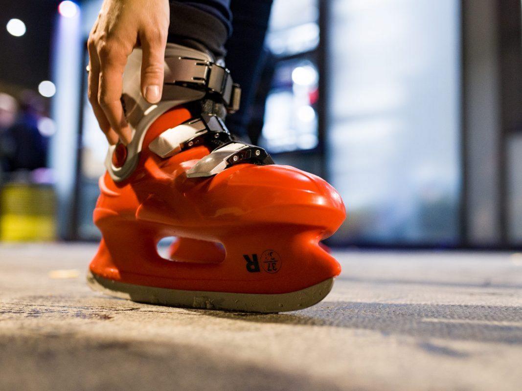 Eislaufen. Foto: Pascal Höfig