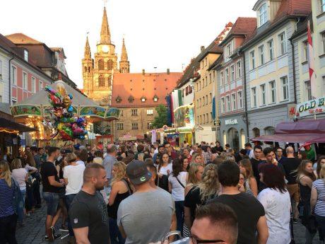 Das Altstadtfest 2018. Foto: Alexandra Lyttwin
