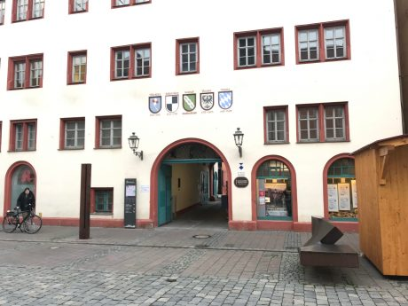 Symbolfoto Rathaus. Foto: Nico Jahnel