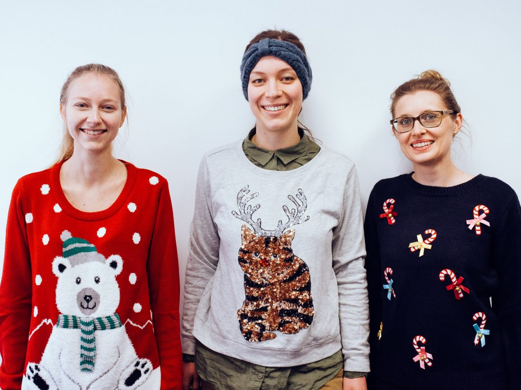 Ein Trend beliebt auch auf Weihnachtsfeiern. Foto: Pascal Höfig