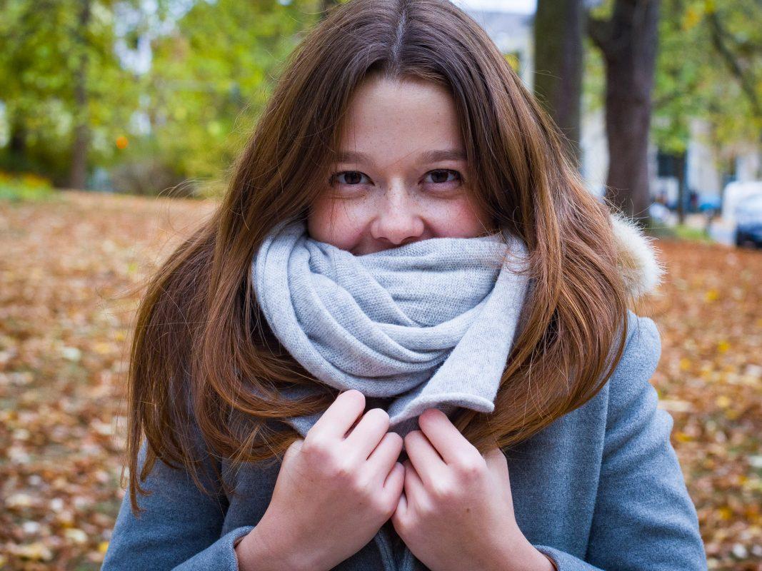 Optimistisch bleiben im Winter. Foto: Pascal Höfig