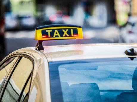 Taxi-Alarm. Foto: Pascal Höfig