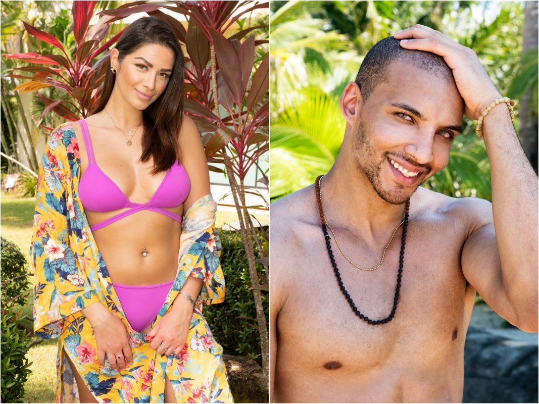 "Patrizia und Anthony nehmen als Singles an der RTL-Show ""Temptation Island"" teil. Fotos: TVNOW / Sergio del Amo"