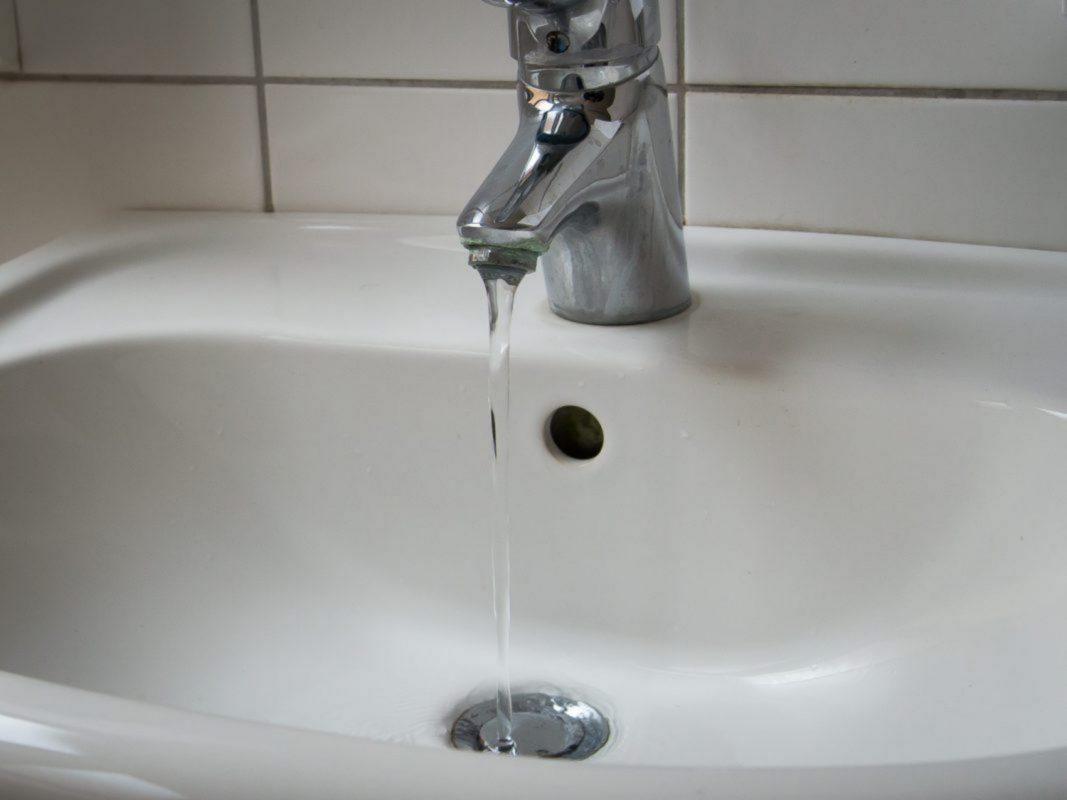 Leitungswasser. Symbolfoto: Pascal Höfig