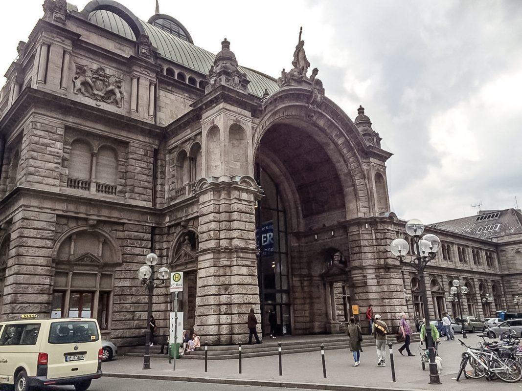 Der Bahnhof in Nürnberg. Foto: Pascal Höfig