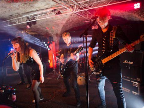 Ende März tritt die Band in Würzburg im L Club auf. Foto: Stop Inside.