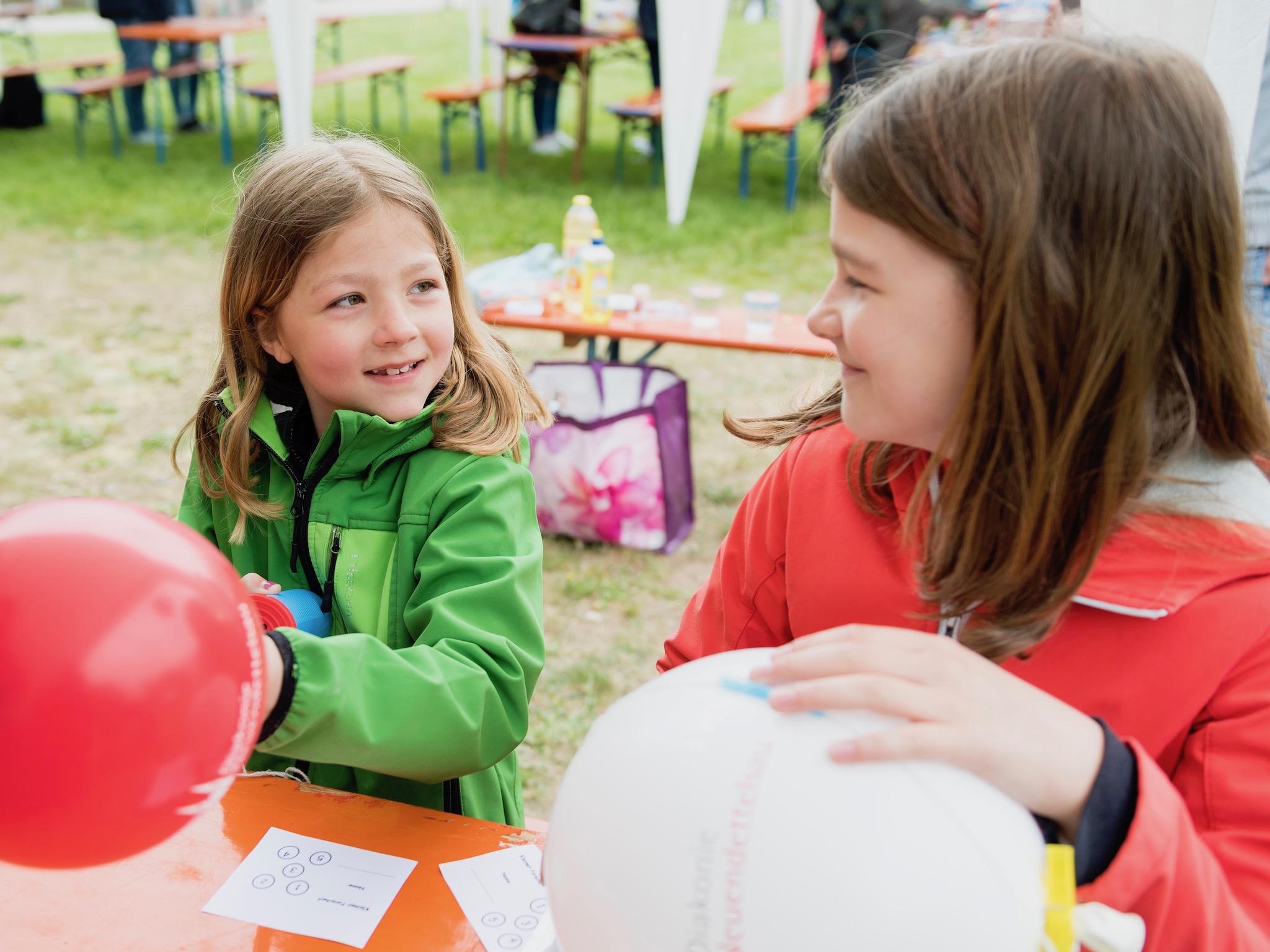 Das Kinderprogramm ist bunt und vielfältig. Foto: www.uwe-niklas.com 2018