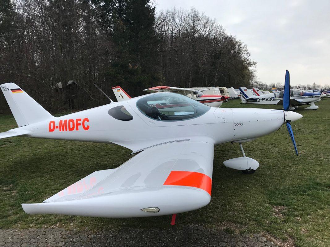 Mit ihren Segelflugzeugen haben die mittelfränkischen Luftbeobachter für eine Waldbrandfrüherkennung, auf dem Flugplatz auf der Wülzburg, geübt. Foto: Nico Jahnel
