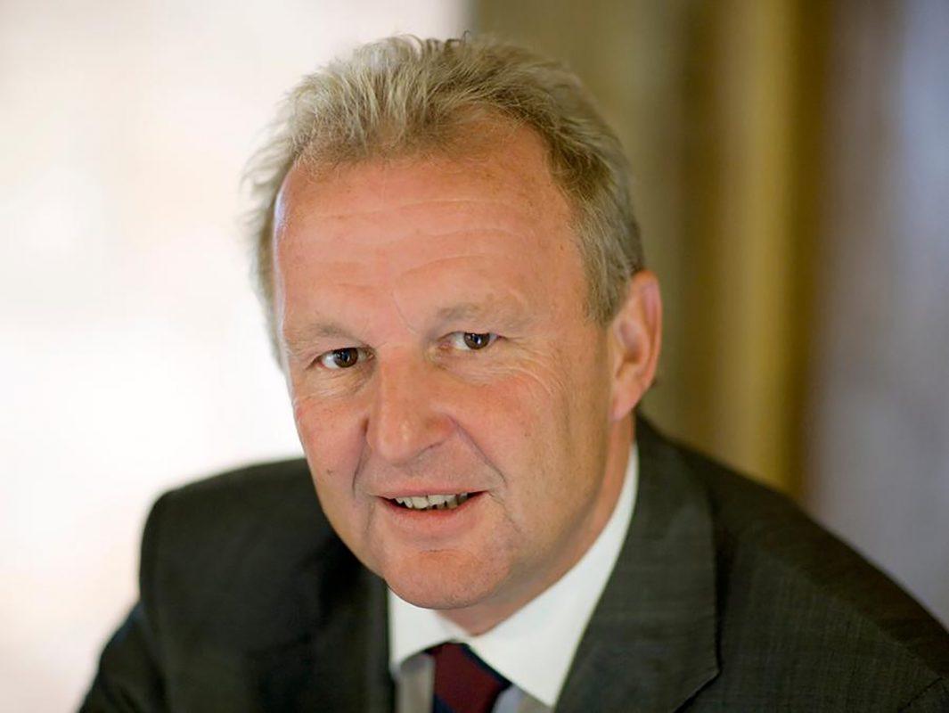 Ralf Felber war von 1990 bis 2008 Oberbürgermeister der Stadt Ansbach. Foto: Stadt Ansbach