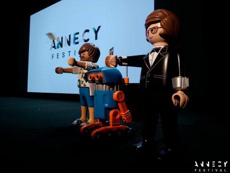 PLAYMOBIL: DER FILM feiert Weltpremiere beim Annecy Festival 2019. Foto: Festival Annecy