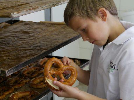 Ein Fest im Zeichen des Bäckerhandwerks. Foto: Stadt Gunzenhausen
