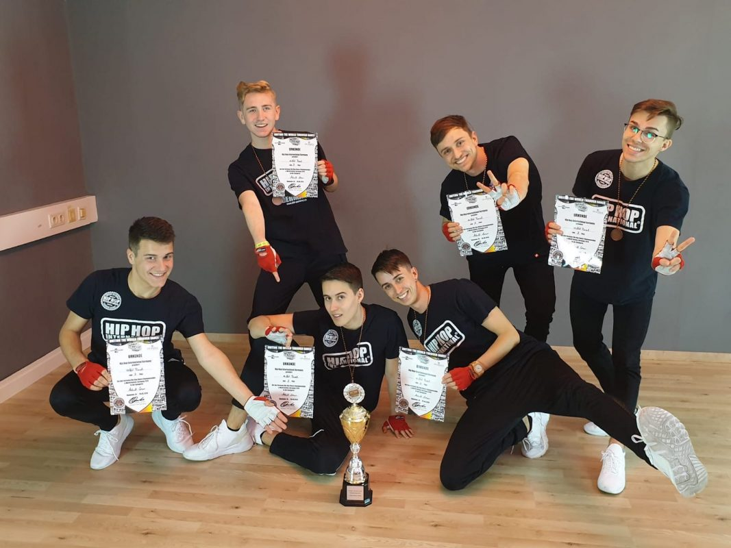 Die Crew von #notreal vertritt Ansbach und Deutschland diesen Sommer bei der Weltmeisterschaft in Amerika. Foto: #notreal
