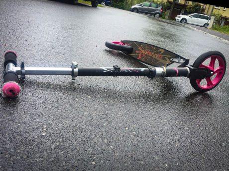 Scooter sind ein toller Ausgleich. Foto: Pascal Höfig