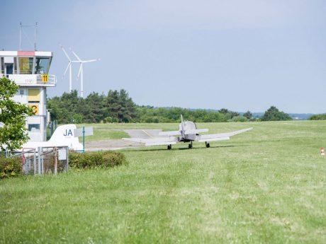 Symbolfoto Flugsport. Foto: Pascal Höfig