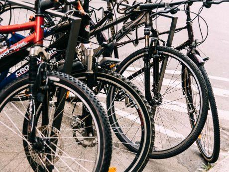 Fahrräder. Symbolfoto: Pascal Höfig
