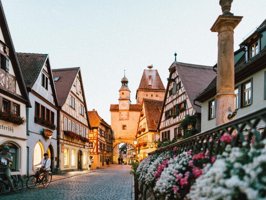 Rothenburg ist auf dem 3. Platz des Rankings. Foto: travelcircus